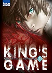 King's Game t01 by Nobuaki Kanazawa