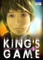 King's Game Vol.3 by Hitori Renda