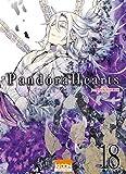 Acheter Pandora Hearts volume 18 sur Amazon