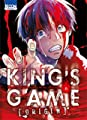 Acheter King's Game Origin volume 6 sur Amazon