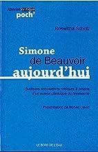 Simone de Beauvoir aujourd'hui by Roswitha…