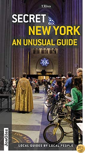 TSecret New York - An Unusual Guide: Local Guides By Local People