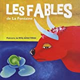 La Fontaine: Les fables de La Fontaine (1CD audio)