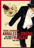 Annales du cinéma français by…