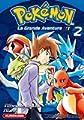 Acheter Pokémon, la grande aventure - Rouge, bleu, jaune volume 2 sur Amazon