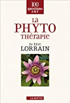 Le Phytotherapie (French Edition) by Eric…