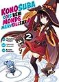 Acheter Konosuba : Sois Béni Monde Merveilleux ! volume 2 sur Amazon