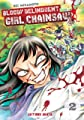 Acheter Bloody Delinquent Girl Chainsaw volume 2 sur Amazon