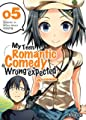 Acheter My teen romantic comedy is wrong as I expected volume 5 sur Amazon