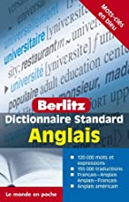 Dictionnaire standard anglais (French…