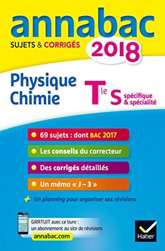 annales-annabac-2018-physique-chimie-tle-s-sujets-et-corriges-du-bac-terminale-s