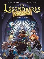 Les Légendaires - Parodia T05 - Patrick Sobral