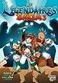 Acheter Les Légendaires Saga volume 3 sur Amazon