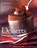 Willan, Anne: Desserts (French Edition)
