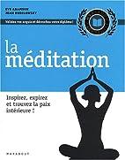 La méditation by Joan Budilovsky