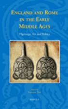 England and Rome in the Early Middle Ages:…