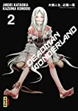 Acheter Deadman Wonderland volume 2 sur Amazon