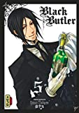 Acheter Black Butler volume 5 sur Amazon