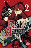 Acheter Red Raven volume 2 sur Amazon