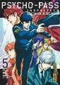 Acheter Psycho-Pass - Inspector Shinya volume 5 sur Amazon