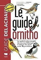 Guide ornitho by Lars Svensson