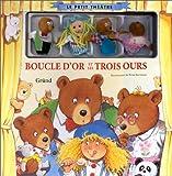 Stevenson, Peter: Boucle d'Or et les trois ours (French Edition)