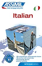 Italian (With Ease) by Anne-Marie Olivieri