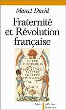 Fraternité et révolution française by…