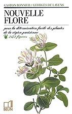 Nouvelle flore by Gaston Bonnier