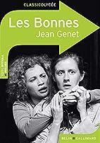Les Bonnes by Justine Francioli