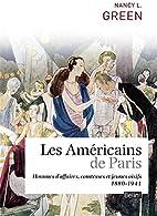 Les Américains de Paris - Hommes…