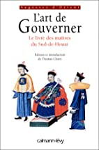 L'art de gouverner by Thomas Cleary