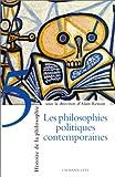 Renaut, Alain: Histoire de la philosophie politique, tome 5: Les Philosophies politiques contemporaines (French Edition)