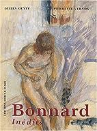 Bonnard inédit
