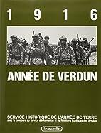 1916, année de Verdun