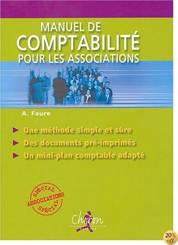 Manuel de comptabilité pour les associations