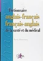 Dictionnaire anglais-français…