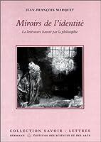 Miroirs de l'identité. La littérature…