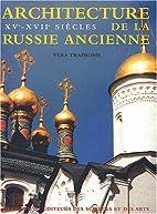 Architecture de la Russie ancienne :…