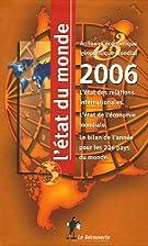 L'état du monde : Annuaire économique…