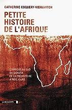 Petite histoire de l'Afrique by Catherine…