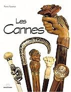 Les cannes by Pierre Faveton