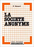 Bezard, P.: La Societe Anonyme