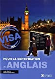 Julie Martin: visa certification anglais