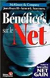 Hagel, John: Bénéfices sur le Net (French Edition)