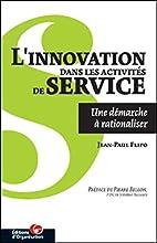 L'Innovation dans les activités de service…