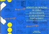 Michel Conan: Memento des problemes de l'espace de vivre (French Edition)