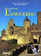 Histoire de Languedoc by Philippe Wolff