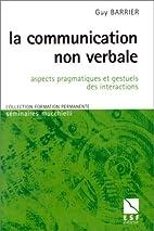 La communication non verbale: Aspects…