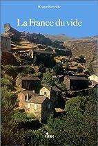 La France du vide by Roger Béteille